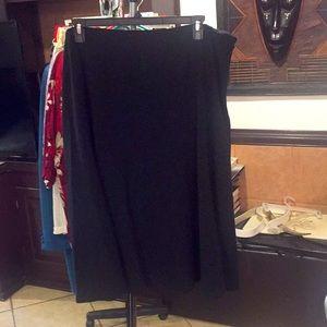 Dress Barn Size 24W Skirt good condition